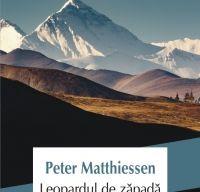 Leopardul de zapada de Peter Matthiesen
