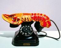 Telefonul-homar inventat de Salvador Dali