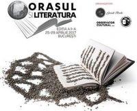 Festivalul International Orasul si Literatura, editia a doua