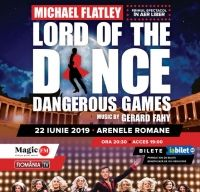 Lord of the Dance - Dangerous Games la Arenele Romane