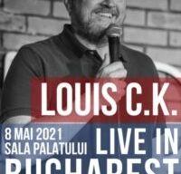 Louis C.K. - Live in Bucharest la Sala Palatului