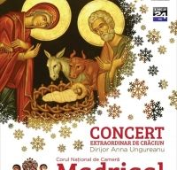 Corul Madrigal in concert la MNAR
