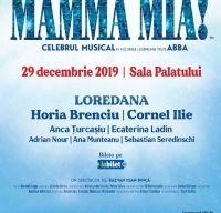 Musicalul Mamma Mia la Sala Palatului