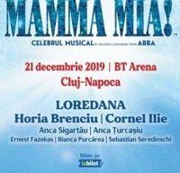 Musicalul Mamma Mia! la BT Arena