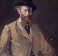 Cinci tablouri de Edouard Manet