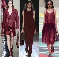 Marsala - eleganta si rafinament in vestimentatie