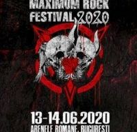 Concert Therion la Maximum Rock Festival 2020