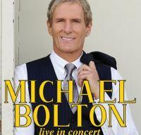 Concerte Michael Bolton la Cluj-Napoca si Bucuresti