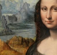 Leonardo da Vinci's Mona Lisa at Spain's Prado Museum