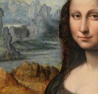 Leonardo da Vinci's Mona Lisa at Spain's Prado Museum