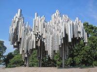 Monumentul Sibelius din Helsinki