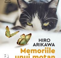 Memoriile unui motan calator de Hiro Arikawa