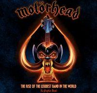 Un nou roman grafic despre trupa Motorhead va fi lansat in toamna acestui an