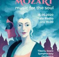 Mozart - Music for the Soul la Sala Radio