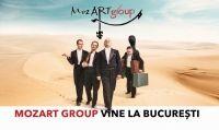 MozART Group in concert la Bucuresti