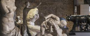 Museo Omero muzeul unde poti atinge operele de arta