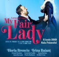 Musicalul My Fair Lady la Sala Palatului