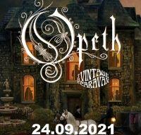 Opeth in concert la Arenele Romane din Bucuresti