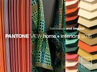 Culorile anului 2016 in designul interior