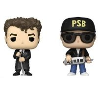 Pet Shop Boys vor avea propriile figurine Funko Pop