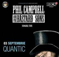 Concert Phil Campbell la Quantic Club