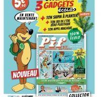 Revista Pif Gadget a revenit la chioscurile de presa din Franta