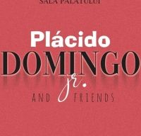 Placido Domingo Jr. in concert la Sala Palatului