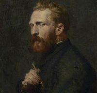 John Peter Russell si primul portret al lui Vincent van Gogh