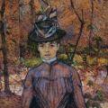 Suzanne Valadon si Henri de Toulouse-Lautrec