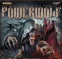 Concert Powerwolf la Arenele Romane