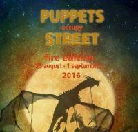 """Peste 220 de evenimente la cea de-a treia editie a Festivalului """"Puppets Occupy Street"""""""