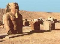 Piramesse, capitala disparuta a faraonului Ramses al II-lea