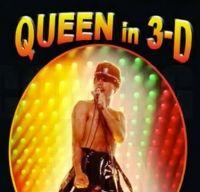 Queen Will Release Queen in 3-D