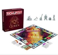 Trupa Queen va lansa un Monopoly personalizat