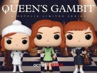 """Fanii serialului """"Gambitul Damei"""" isi pot cumpara acum si figurinele Funko Pop"""