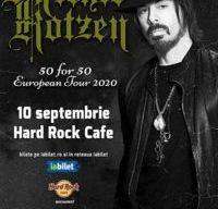 Richie Kotzen Live la Hard Rock Cafe