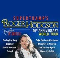 Concert Roger Hodgson la Romexpo