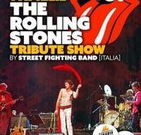 Concert tribut Street Fighting Band - Sympathy for the Rolling Stones