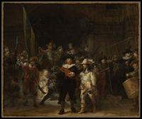 Ce (poate) nu stiati despre Rondul de noapte de Rembrandt