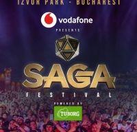 SAGA Festival 2020 in Parcul Izvor din Bucuresti