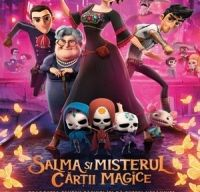 Salma si misterul cartii magice (2019)