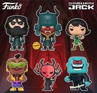 """Serialul """"Samurai Jack"""" va avea o noua serie de figurine Funko Pop"""