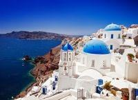 Santorini – the beauty in the Aegean Sea
