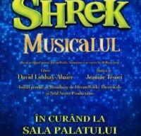 Musicalul Shrek in premiera la Sala Palatului