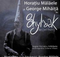 Shylock cu Horatiu Malaele la TNB