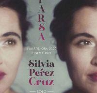 Silvia Perez Cruz in concert la Cinema Pro