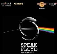 Concert Speak Floyd la Hard Rock Cafe
