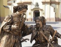 Festivalul international de statui vivante, editia a V-a