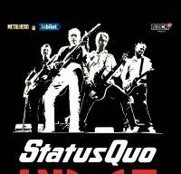 Concert Status Quo la Arenele Romane din Bucuresti