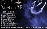 Gala Stelelor Baletului Rus la Sala Palatului